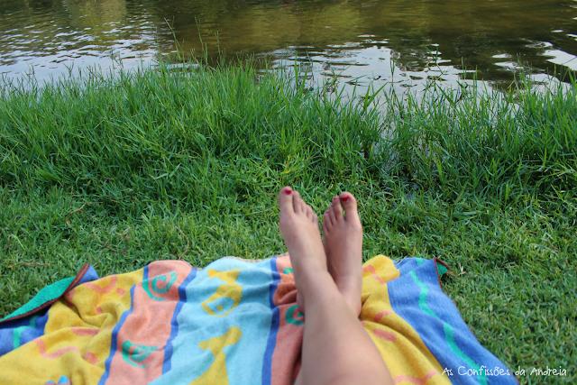situações desagradáveis na piscina, praia e rio