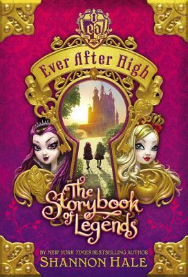 Ever After High series (trilogy right now) by Shannon Hale is based of a web series and doll series by Matel.  I love Shannon Hale, but I thought these books were boring and even though the puns and fairy tale connections were fun, it just lacked substance.   This book series gets 2 out of 5 stars in my book review. Adults may not like it, but a reluctant reader 5th-7th grader that loves the web series will enjoy this book. Alohamora Open a Book http://www.alohamoraopenabook.blogspot.com/