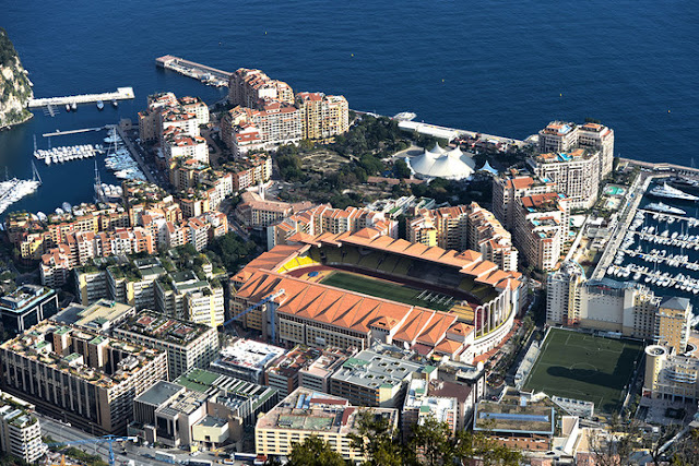 Club Monaco training center #2