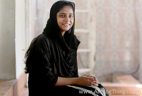 4. Sitara Brooj: Youngest Girl Holding 9 out of 9 Ielts Test Numbers