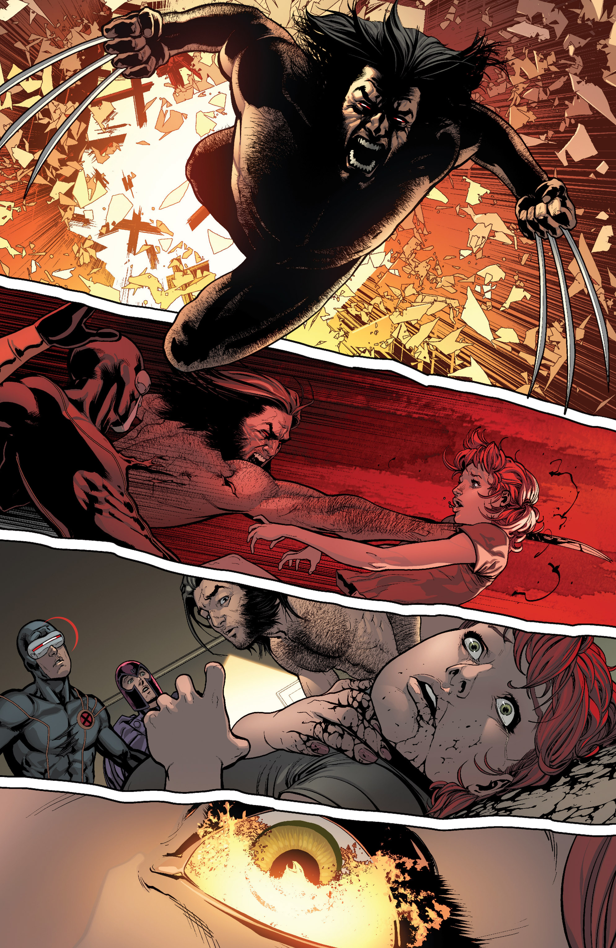 Read online All-New X-Men (2013) comic -  Issue # _Special - Here To Stay - 6