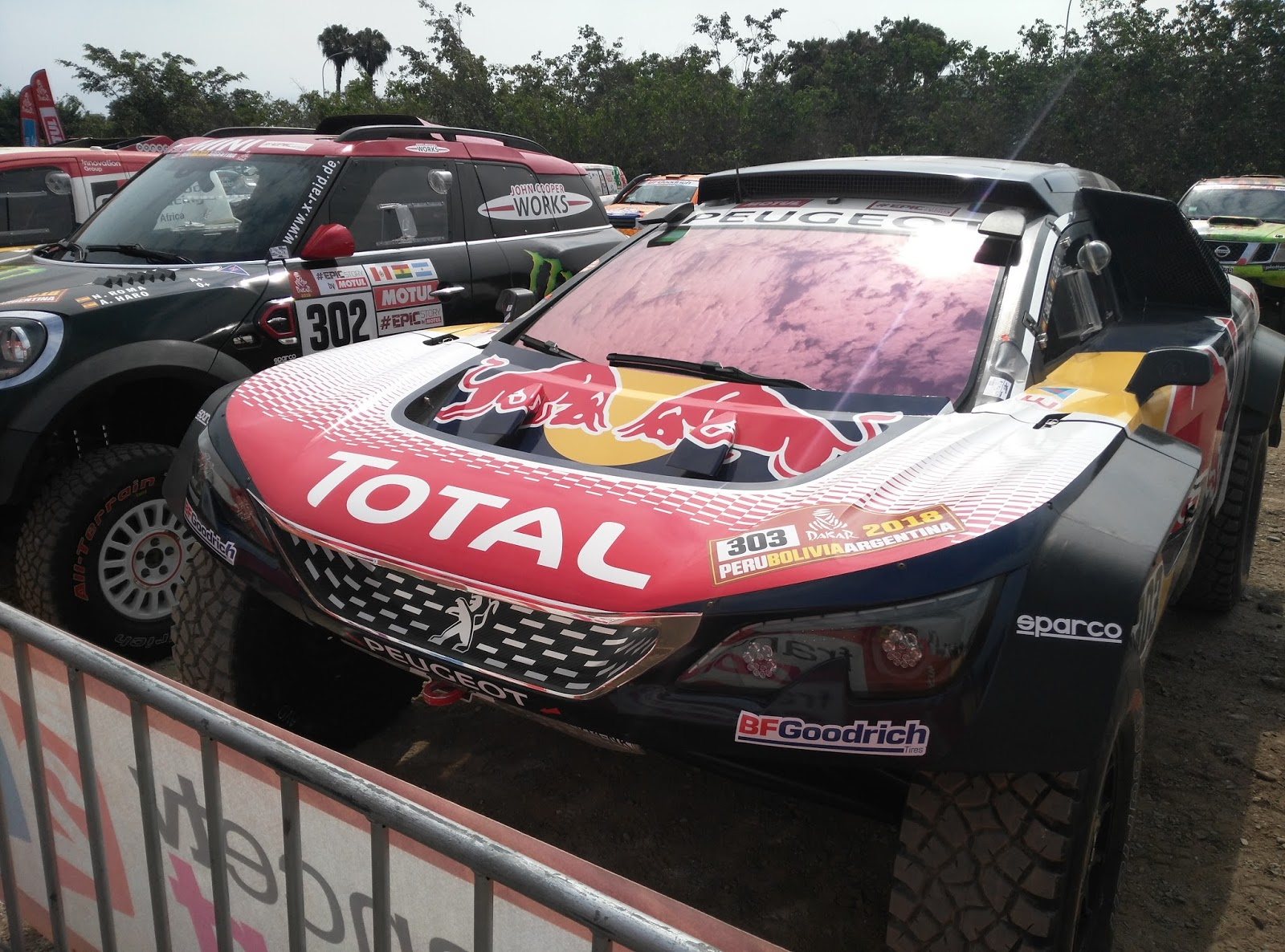 Car Safety: Carlos Sainz (Peugeot) Won The 2018 Dakar Rally (Peru ...