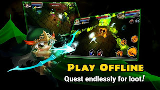 Dungeon Quest v3.0.0.0 Android Apk