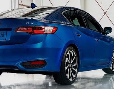 2019 Acura ILX Exterior Rumors
