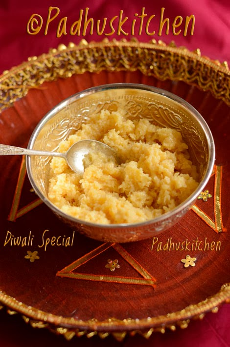 Thiratipal-Diwali sweet recipe