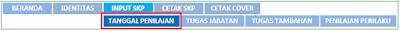 Aplikasi Excel Formulir SKP Versi 2