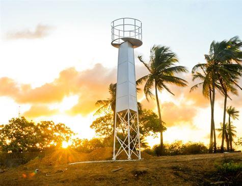 Finalmente: Farol de Santa Helena será reinaugurado em Goiana