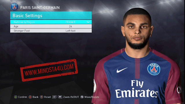 Layvin Kurzawa New Face