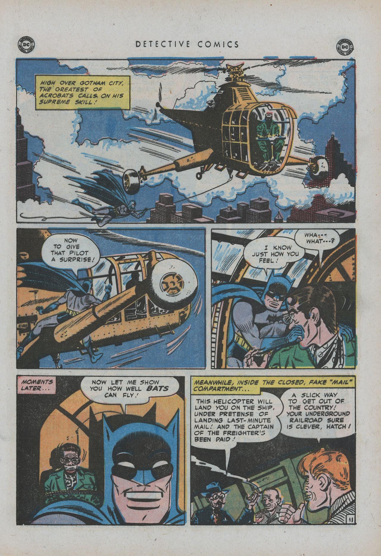 Read online Detective Comics (1937) comic -  Issue #154 - 13