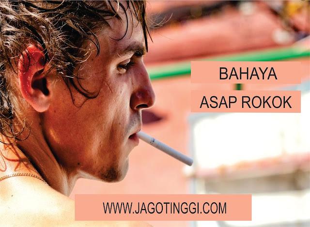 efek merokok untuk tinggi badan
