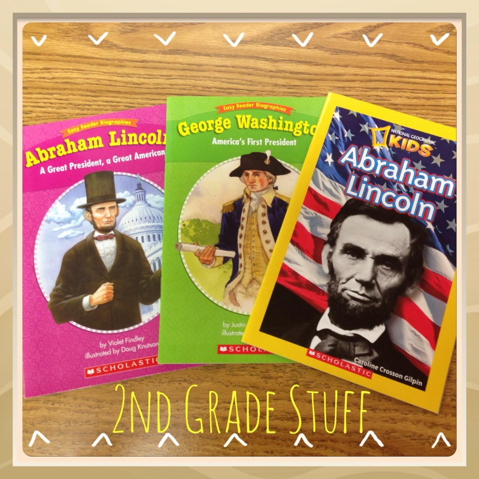 2nd Grade Stuff Must Read Monday
