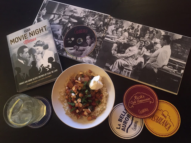Casablanca (1942) meal