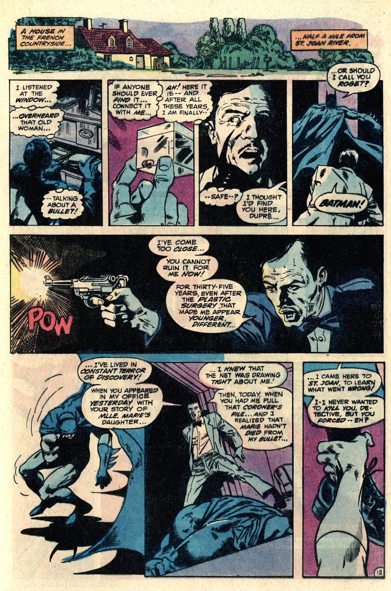 Detective Comics (1937) 502 Page 16