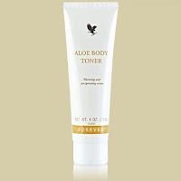 Тонизиращ крем за тяло с алое /Aloe Body Toner/