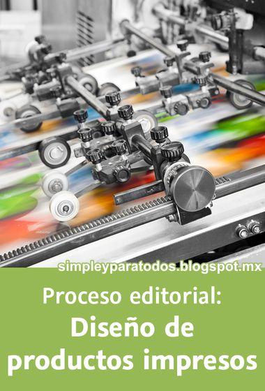 Video2Brain, Proceso Editorial: Diseño de Productos Impresos