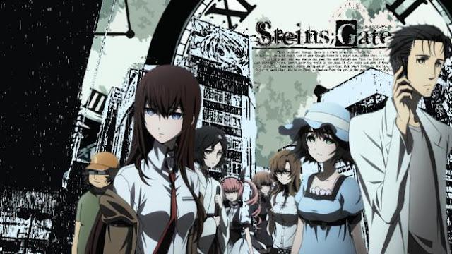 Steins;Gate - Best Anime Like Charlotte