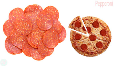 Pepperoni, Pepperoni food