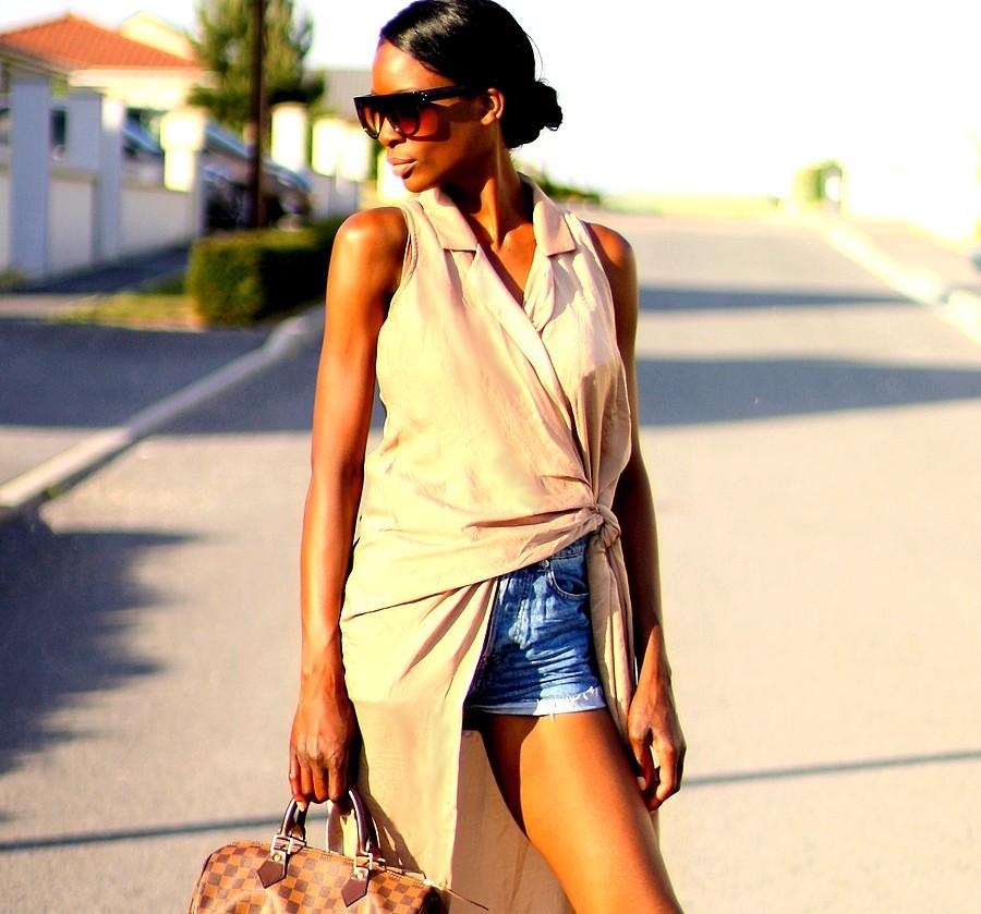 inspiration-look-avec-un-short-en-jeans-blog-mode