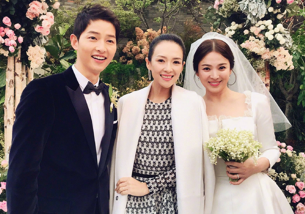 Song Couple Hallyu Ban Lifted
