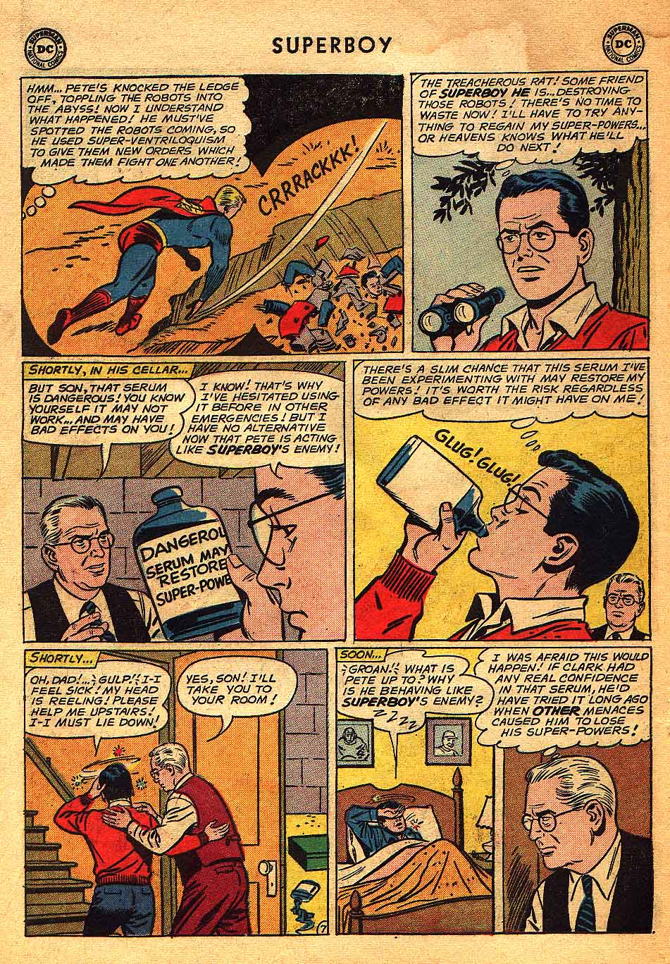 Superboy (1949) issue 96 - Page 21