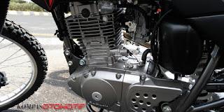 spesifikasinya dari motor Suzuki DS 200 S