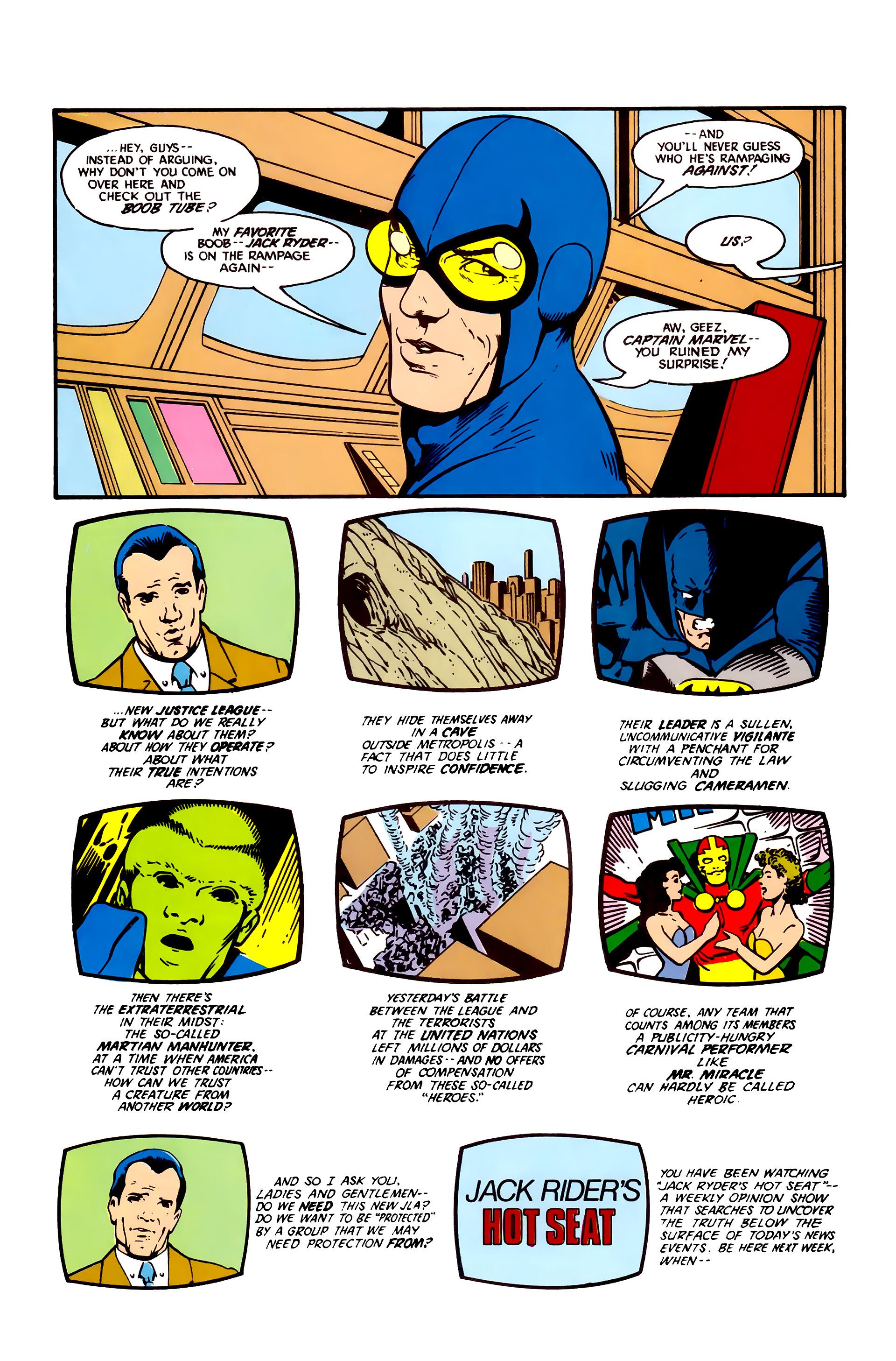 Justice League (1987) 2 Page 4