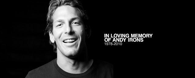 Segundo aniversarion de la muerte de Andy Irons