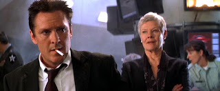 Michael Madsen als NSA-Chef Falco in DIE ANOTHER DAY