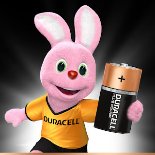 duracell torcia d plus power