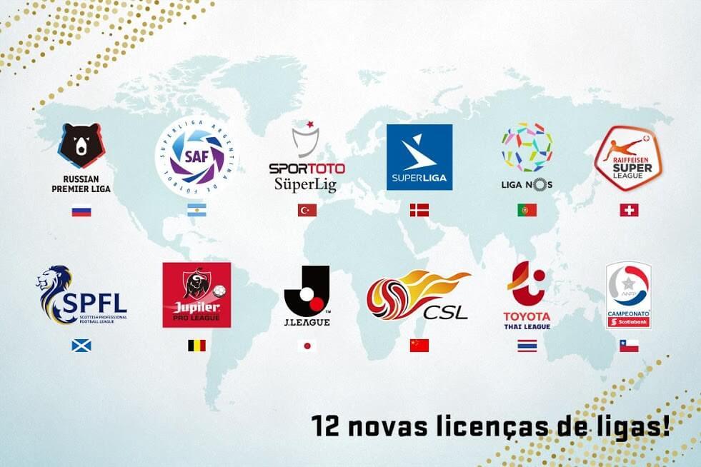 eFootball PES 2021 apk free 5.2.0