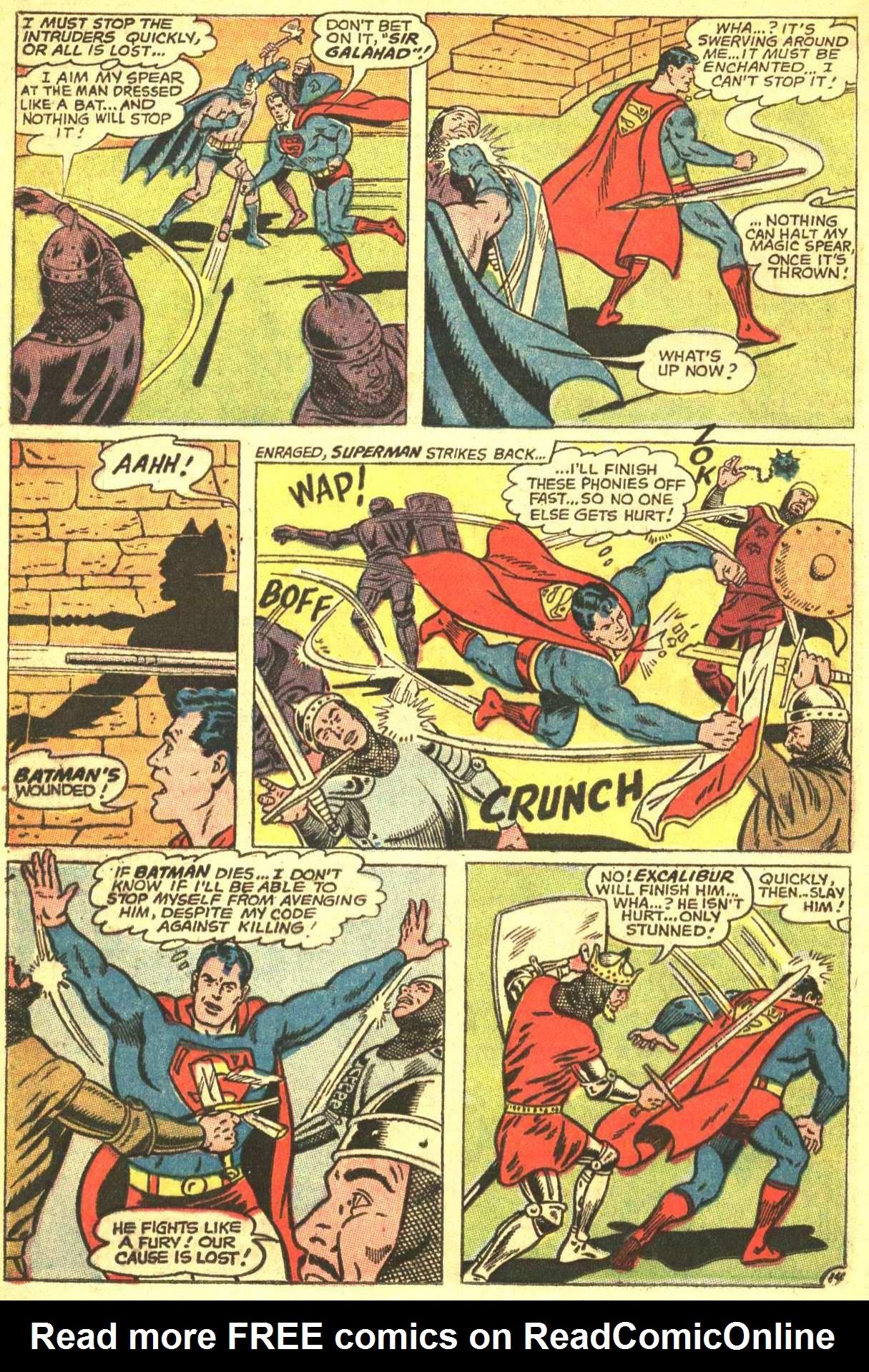 Read online World's Finest Comics comic -  Issue #162 - 20