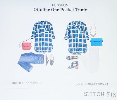 Stitch Fix-Fix # 16