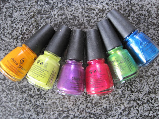 China Glaze Island Escape for Summer 2011