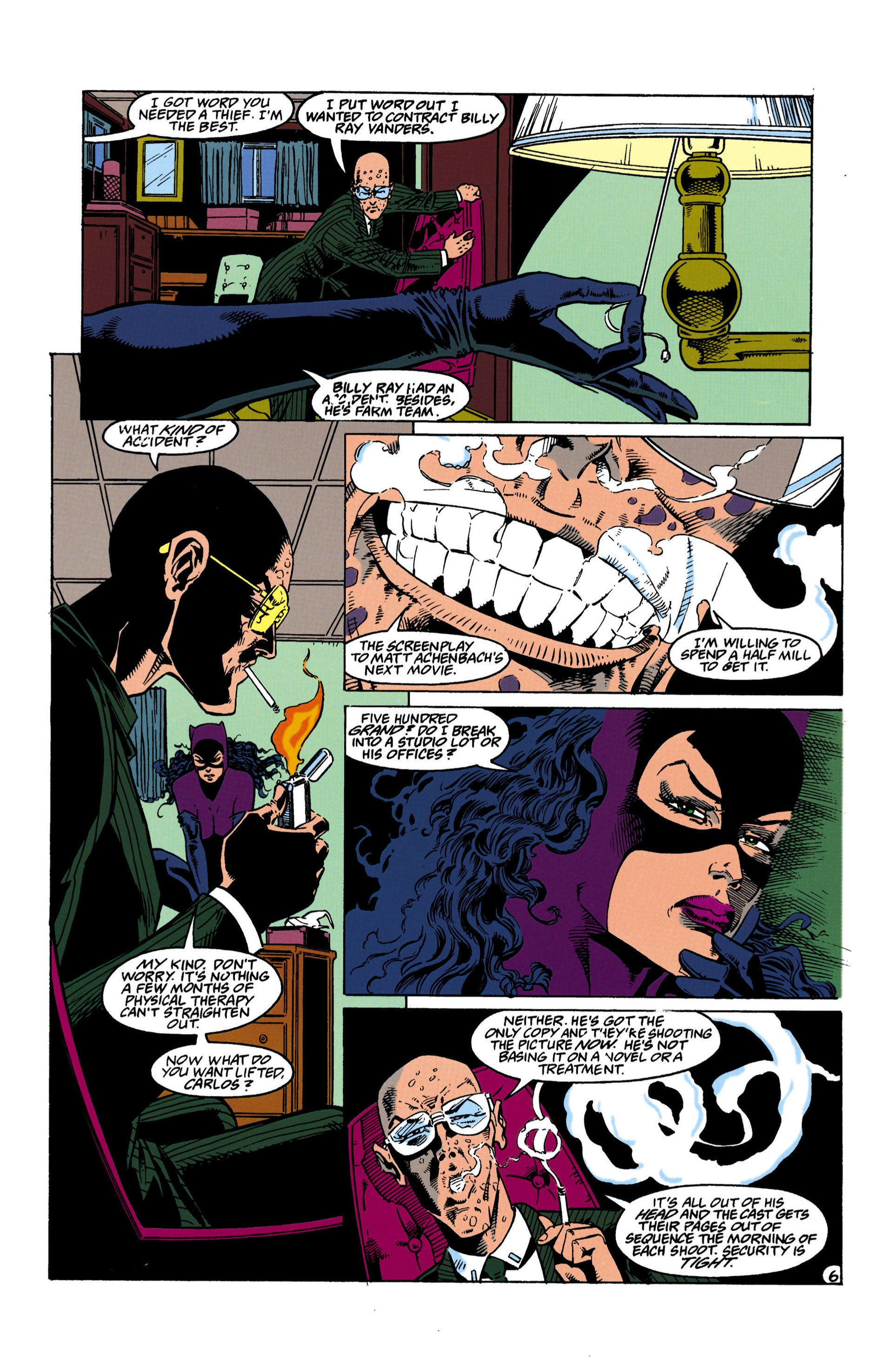 Catwoman (1993) Issue #20 #25 - English 6