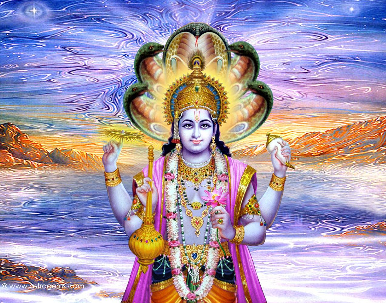 Beautiful wallpapers lord vishnu wallpapers backgrounds - God images wallpapers ...