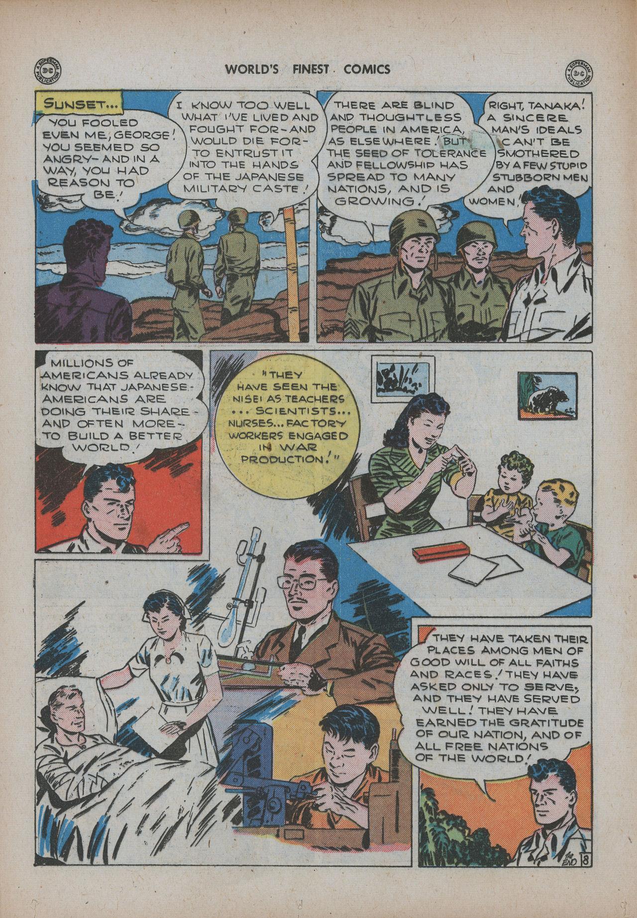 Read online World's Finest Comics comic -  Issue #20 - 60