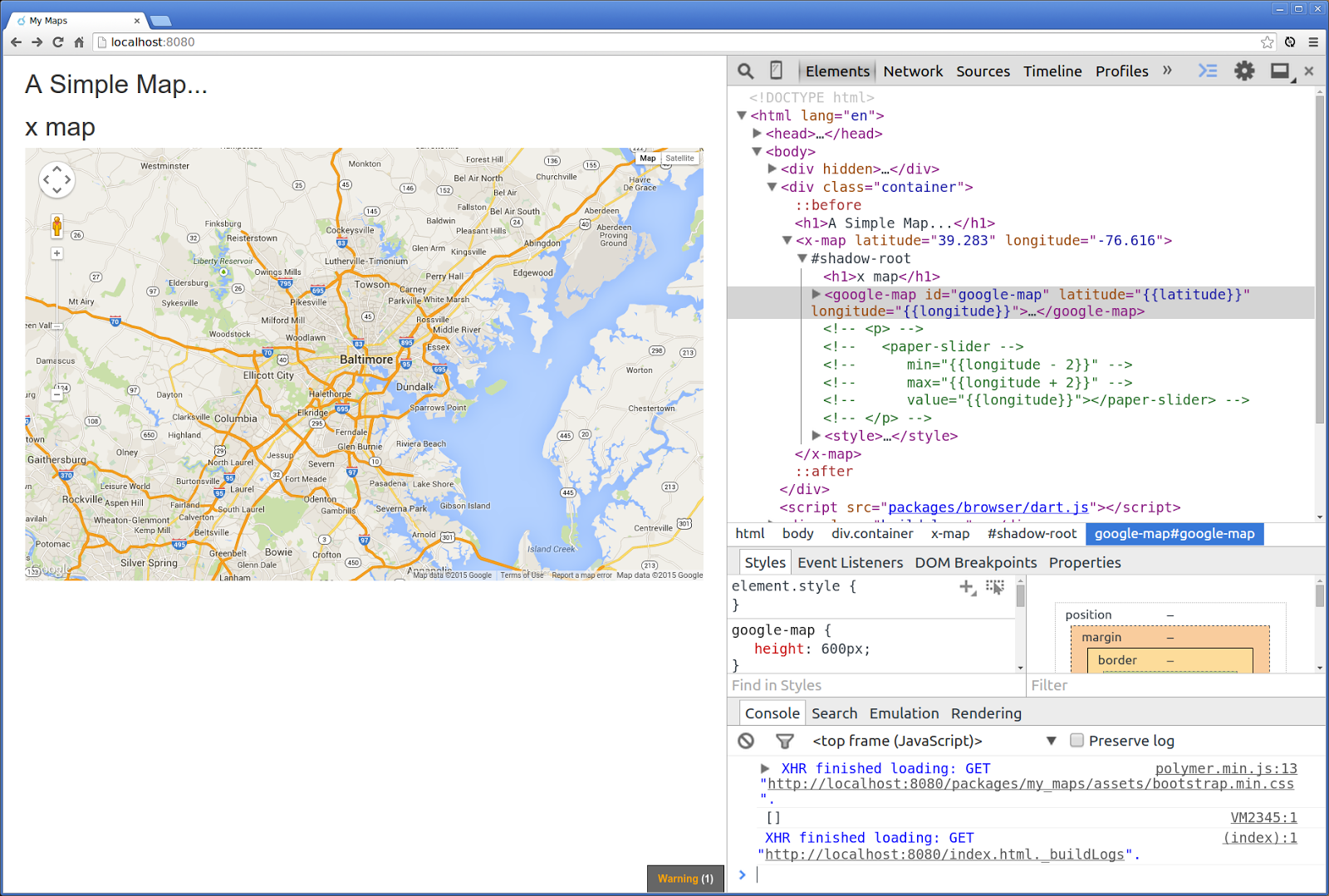 Japhr By Chris Strom Adopting Googlemapmarker Children In - Map with latitude and longitude google