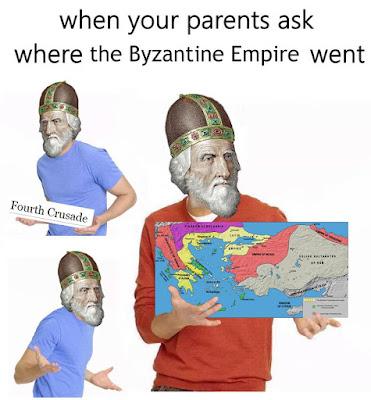 Romans meme