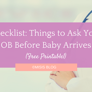 Checklist What To Pack In Your Hospital Bag Before Baby Arrives