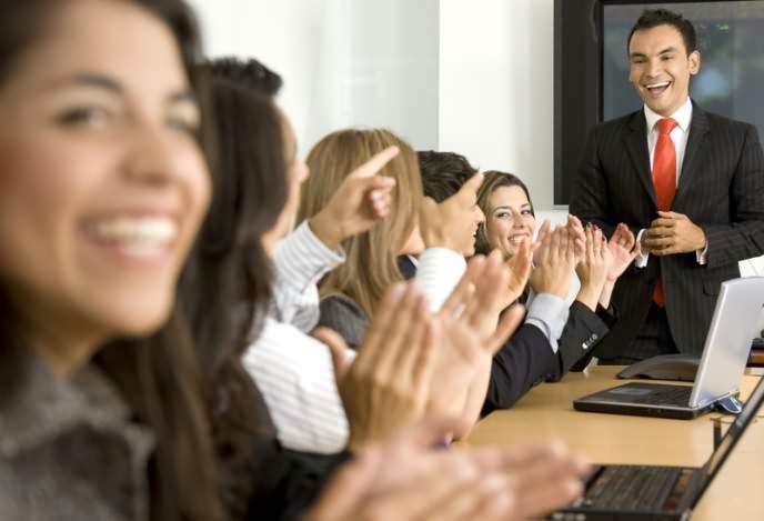 Vorlage ✓ Antrittsrede Führungskraft (Rede-Beispiel: neuer Geschäftsführer)