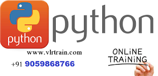 Python Online Training  vlrtraining.com
