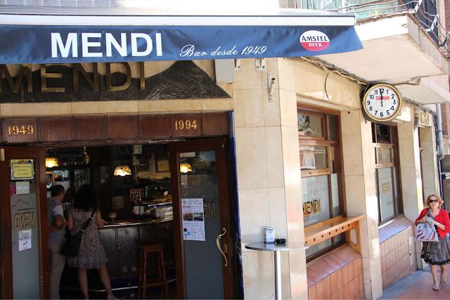 Bar Mendi
