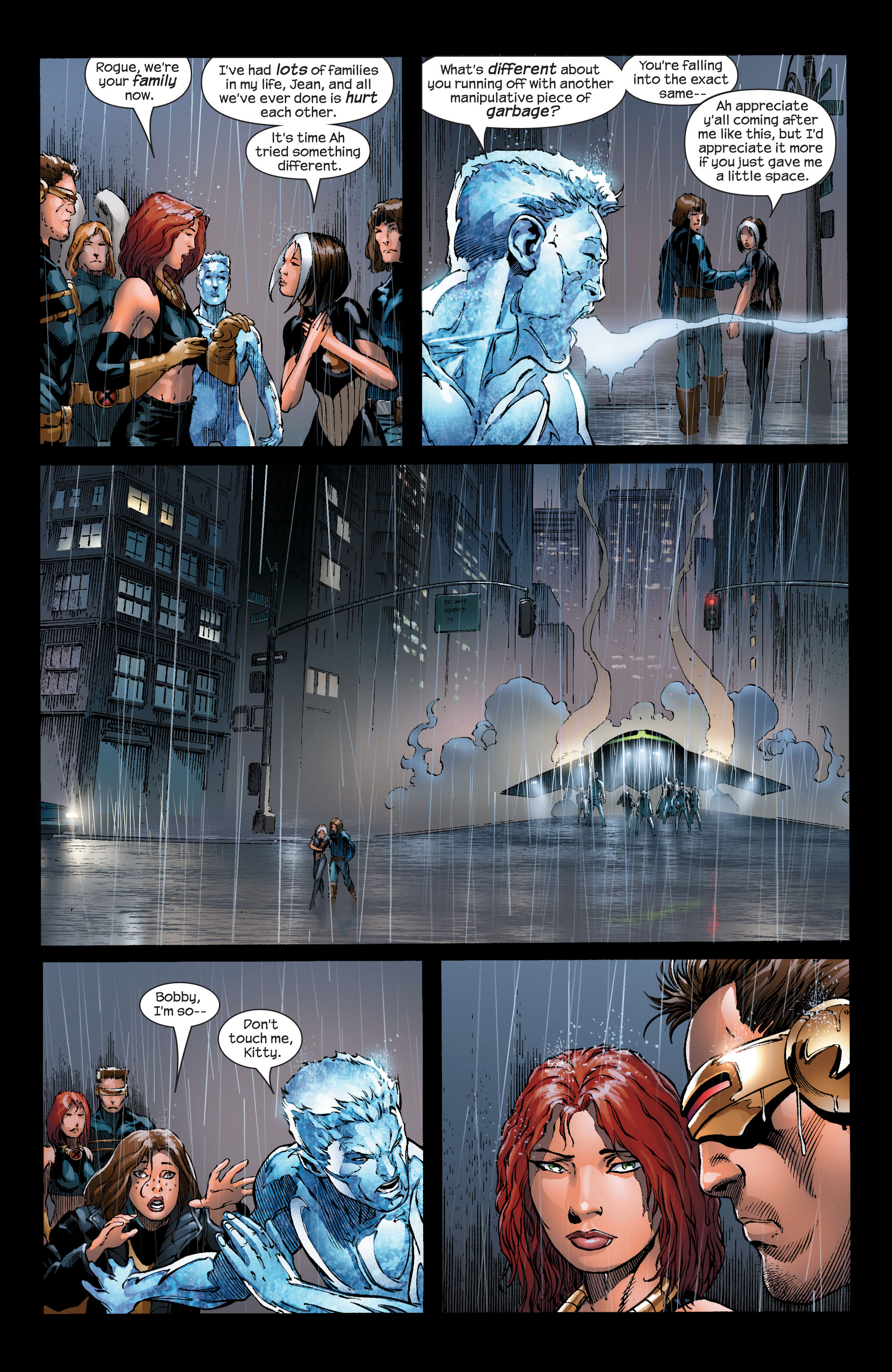 Read online Ultimate X-Men comic -  Issue #53 - 23