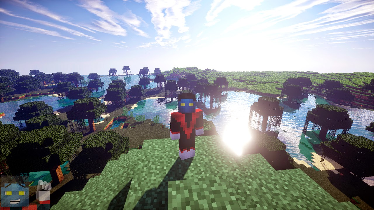 Shaders (Mod das Sombras)  Como Instalar Mods No Minecraft - Os