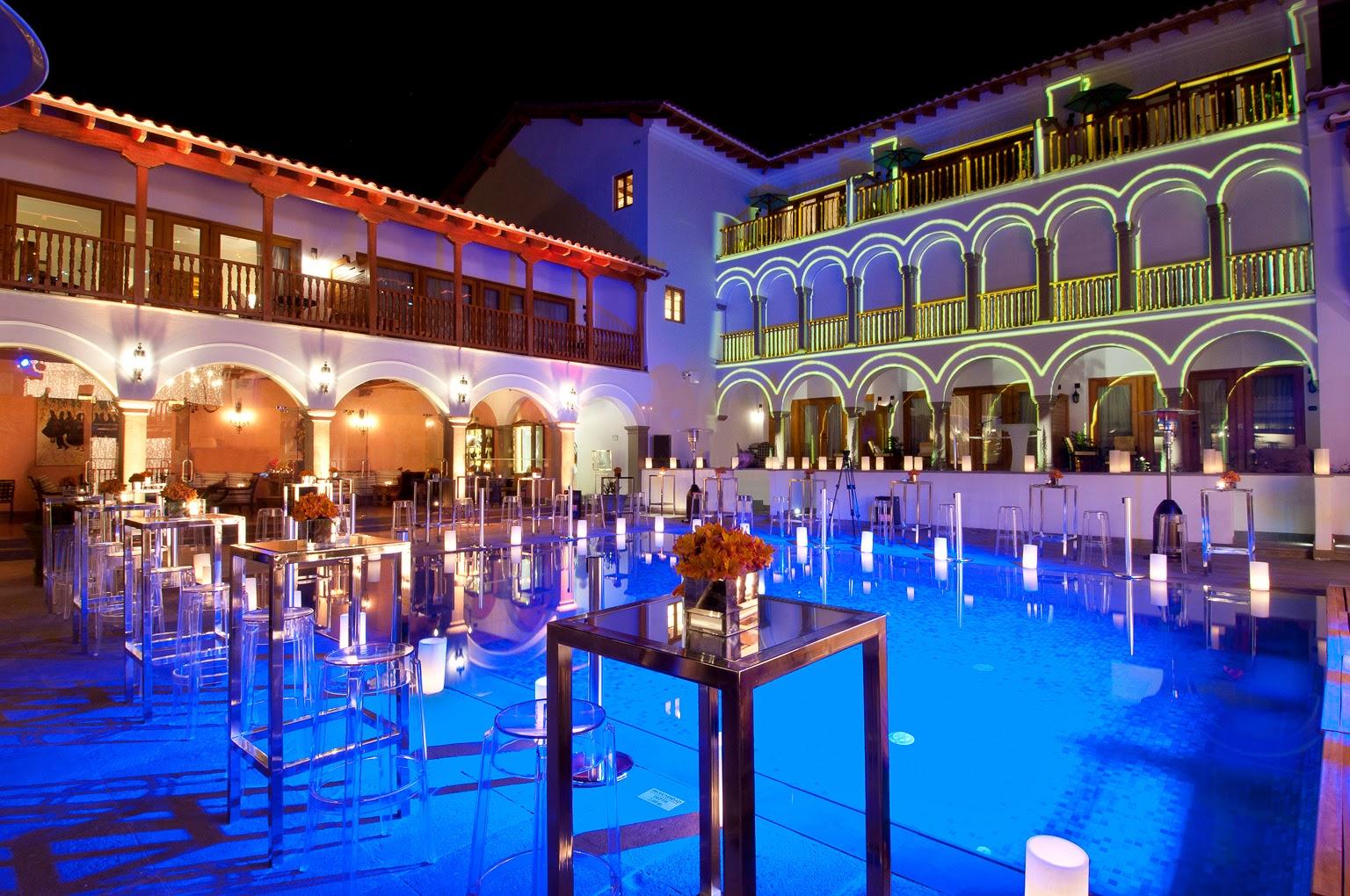 Palacio Nazarenas by Orient-Express, Cusco, Peru