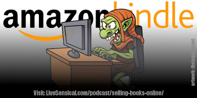 Trolls and Bullies, in the Kindle Author Graveyard