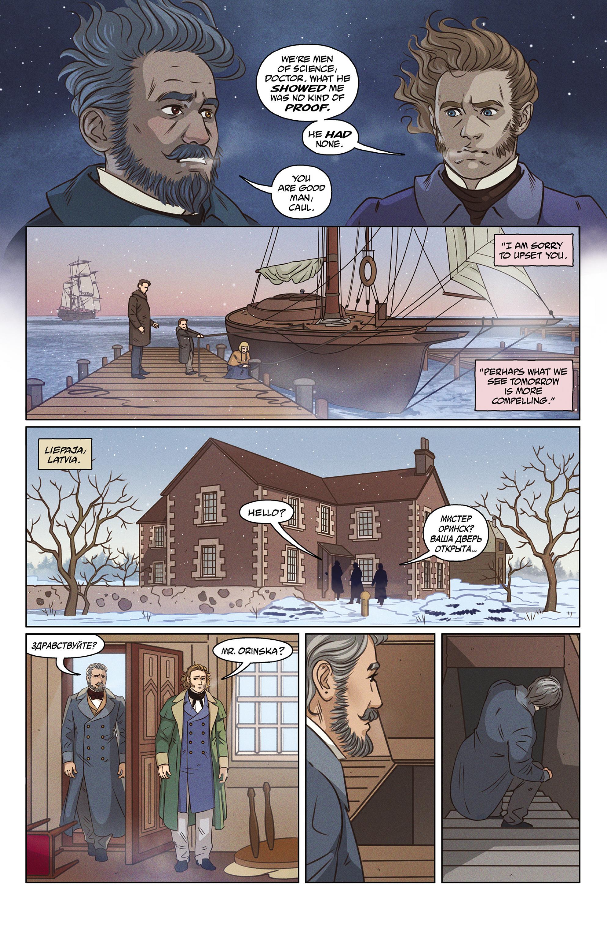Read online Abe Sapien comic -  Issue #27 - 14