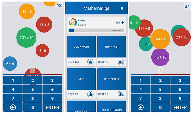 Mathematiqa full apk