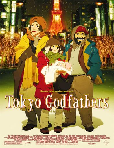 Ver Tokyo Godfathers (Tokyo Goddofazazu) (2003) Online