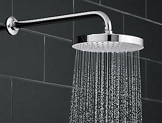 Firebelt and shower